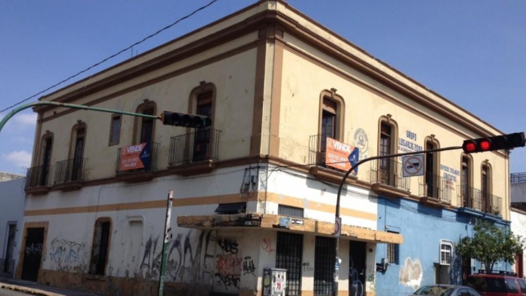 Proyecto para rescatar viviendas en el centro