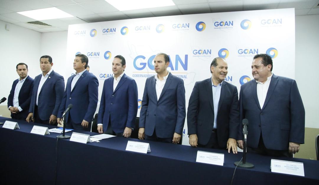 Gobernadores del PAN mantienen primeros lugares de aprobación y confianza