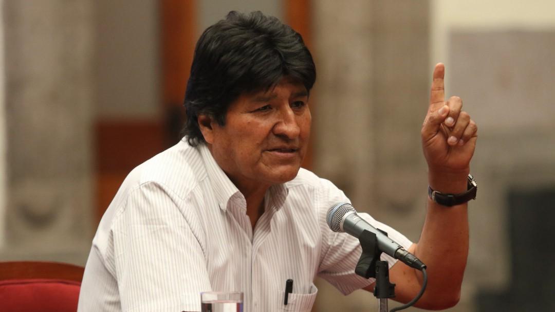 Ganamos las elecciones pero nos las robaron: Evo Morales