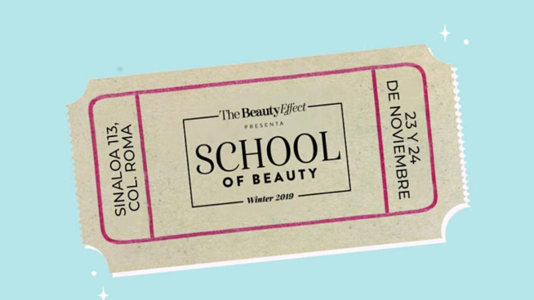 School of Beauty Winter 2019
