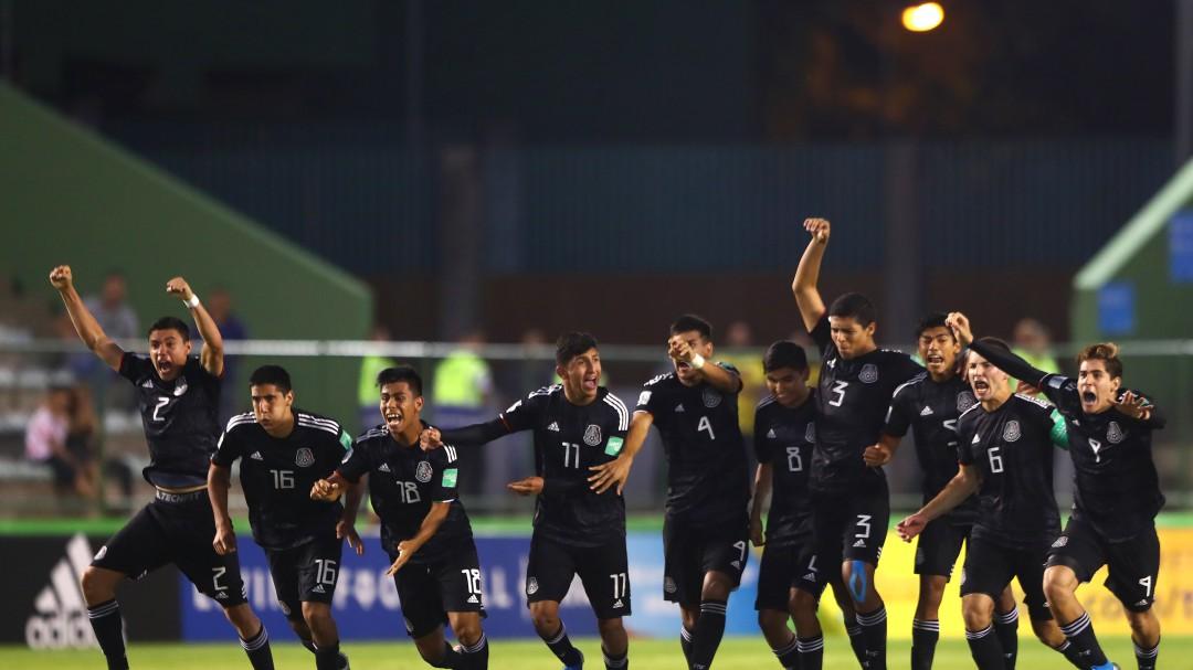 México es finalista del Mundial sub-17