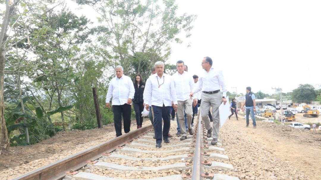 El viernes AMLO dará detalles de la consulta sobre Tren Maya: Adelfo Regino