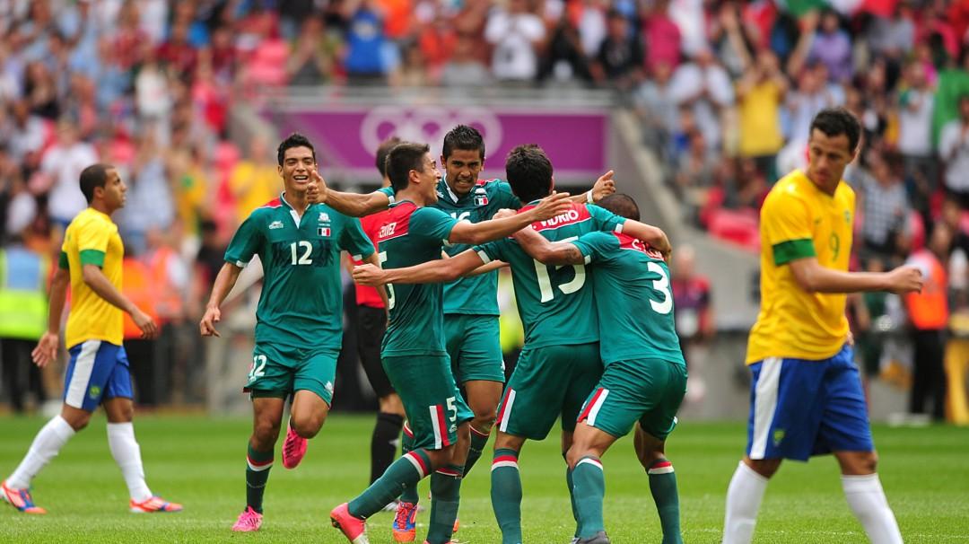 México y sus grandes recuerdos ante Brasil