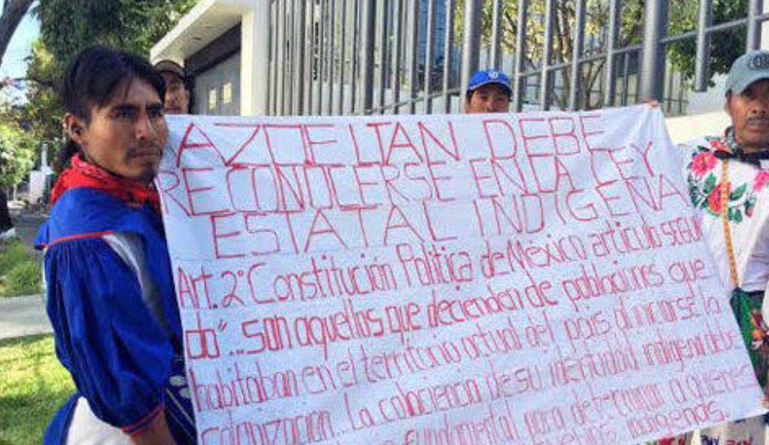 La comunidad de San Lorenzo Azqueltán exige justicia - W Radio México