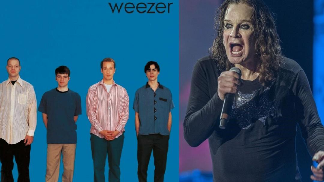 #JUEVESROCKERO: Ozzy Osbourne y Weezer