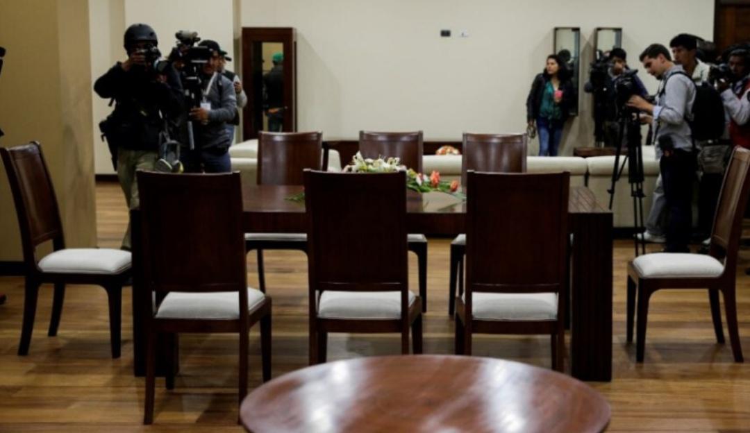 """Esta era la suite presidencial de Evo Morales; vivía como """"Jeque árabe"""""""