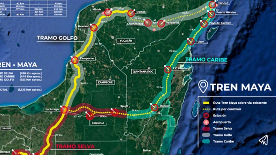 Inicia proceso para consulta ciudadana sobre Tren Maya