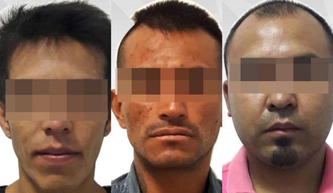 Detienen a tres presuntos secuestradores del ex rector de la UAEM