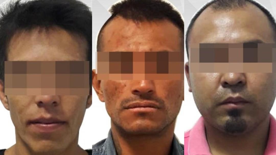 Capturan a tres presuntos secuestradores del ex rector de la UAEM