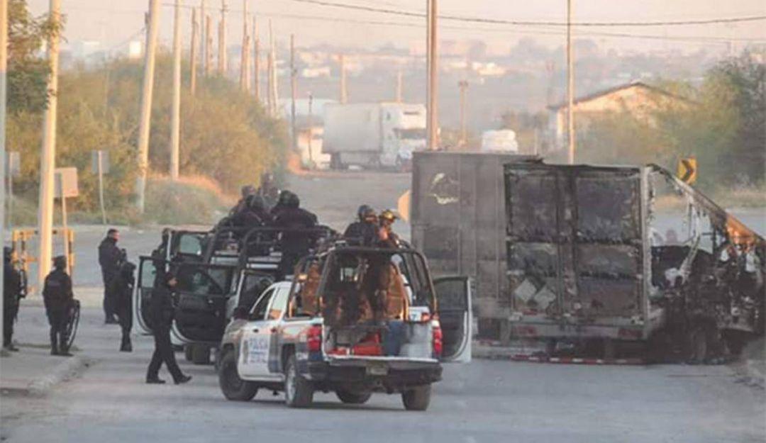 EU emite toque de queda a su personal en Nuevo Laredo