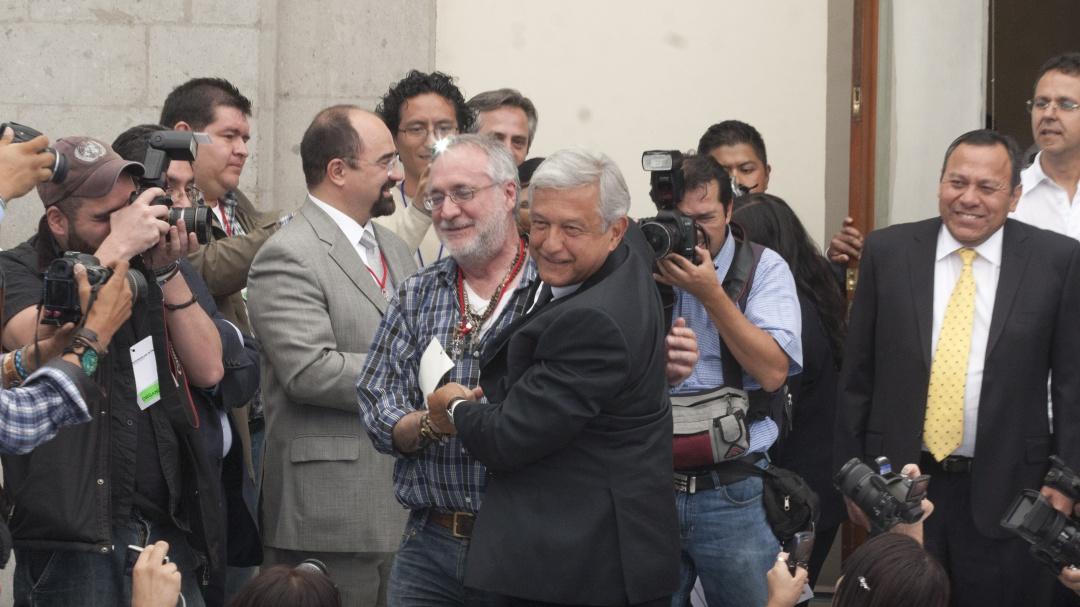 Trato de AMLO a Sicilia no es de un presidente que se dice de izquierda