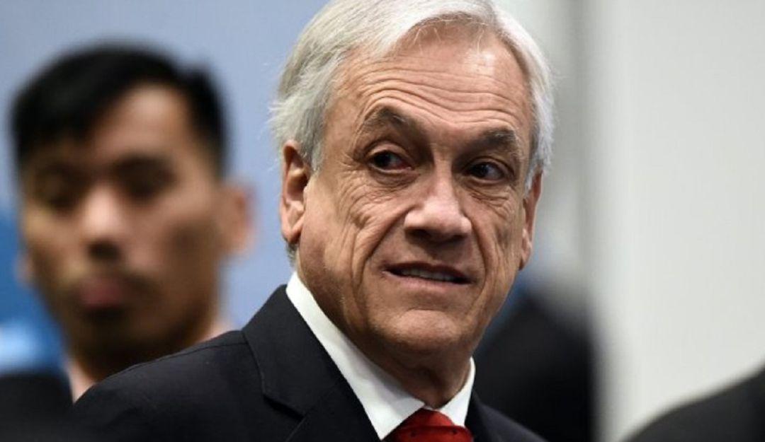 Oposición chilena pide juicio político para Sebastián Piñera