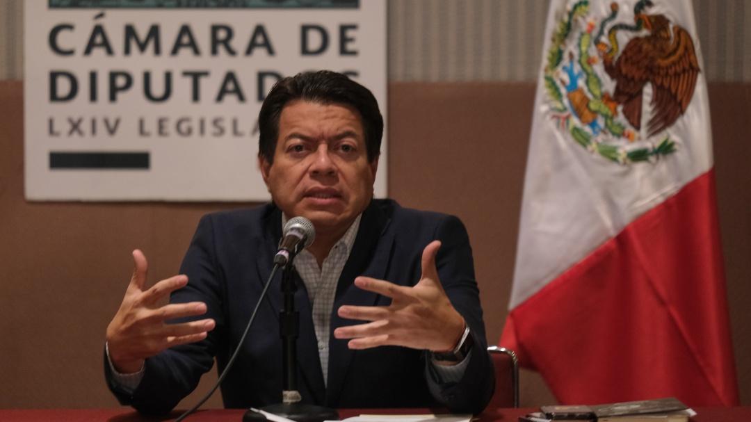 Habrá recortes a organismos autónomos como INE y CNDH: Mario Delgado