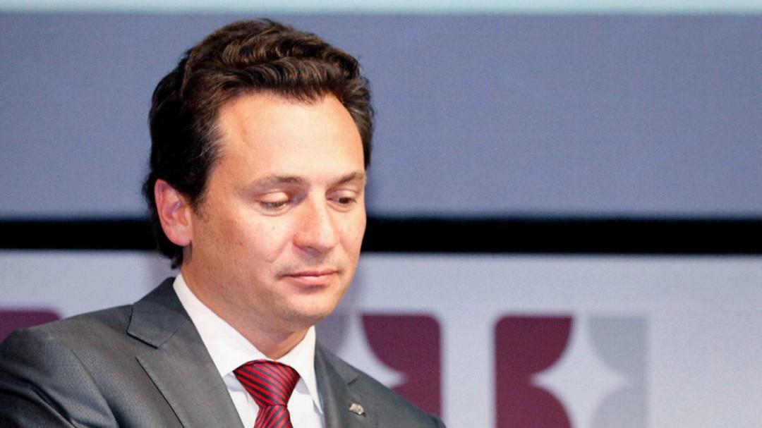 Niegan amparo a ex director de Pemex, Emilio Lozoya Austin