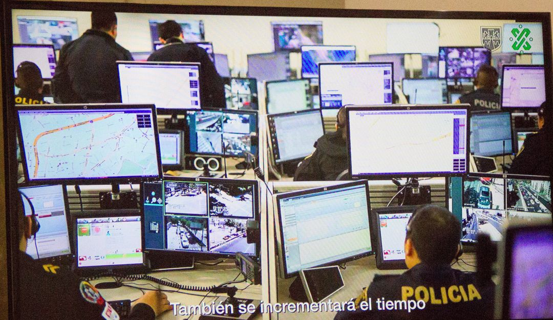 Entérate cómo pedir un video de las cámaras de seguridad del C5 en la CDMX