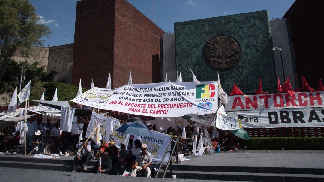 Presupuesto para el campo atenta vs ofrecimiento de AMLO: CNAgropecuario