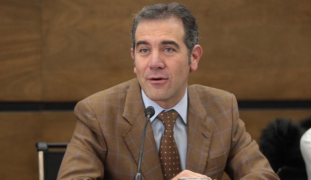 El INE no pide un presupuesto abultado, solo lo que necesita: Córdova