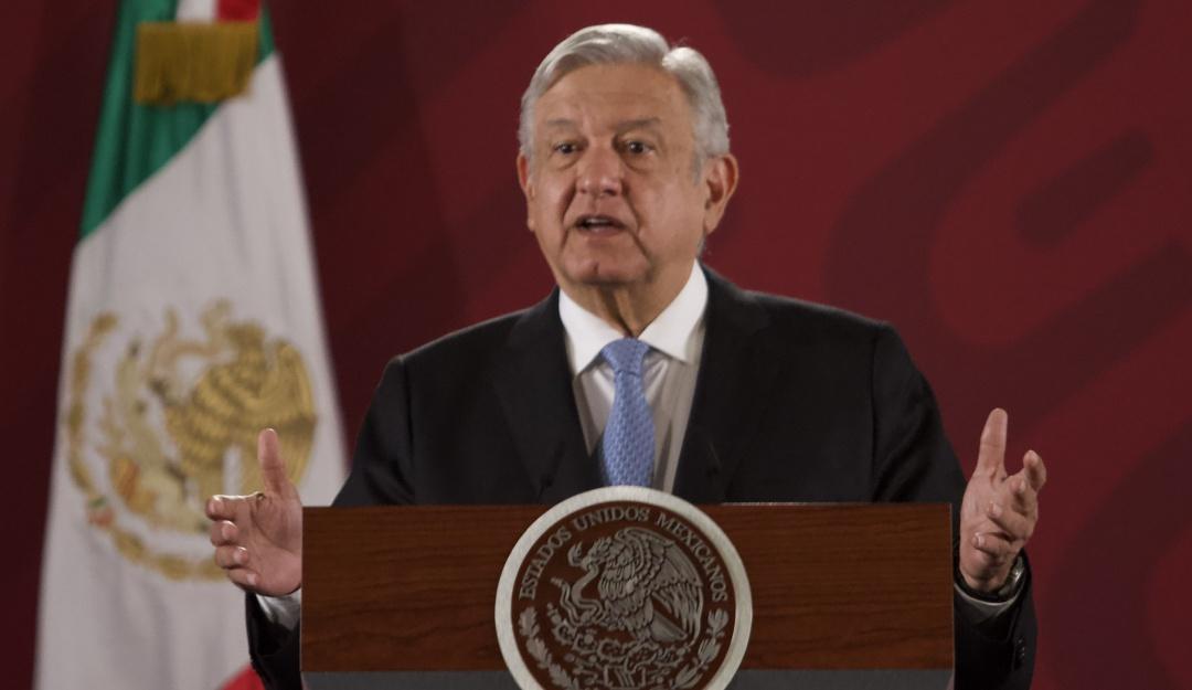 Comparte AMLO visión con Slim sobre sacudida económica que necesita México