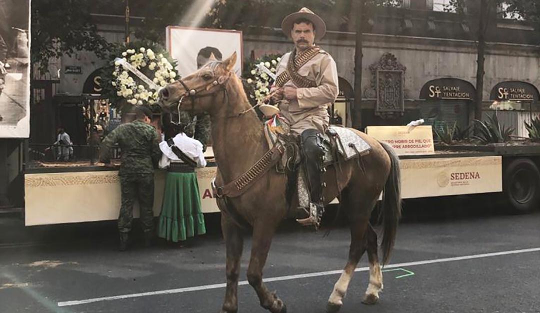 Desfile del 20 de noviembre 2019