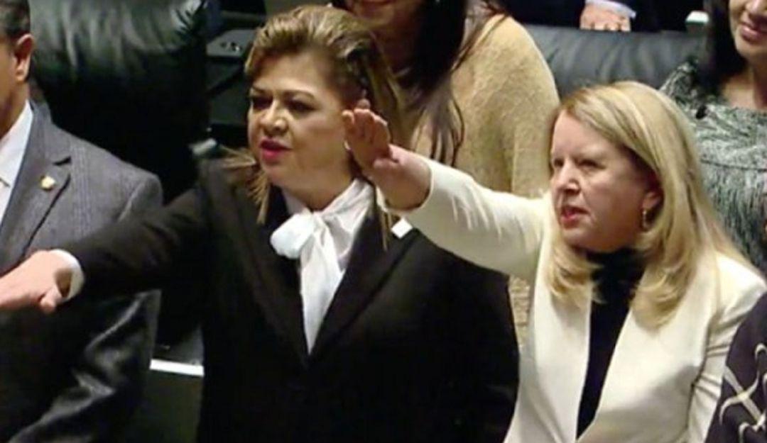 Verónica de Gyves y Loretta Ortiz al Consejo de la Judicatura