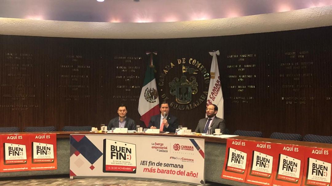 Derrama 5 mmdp dejó el Buen Fin a Jalisco