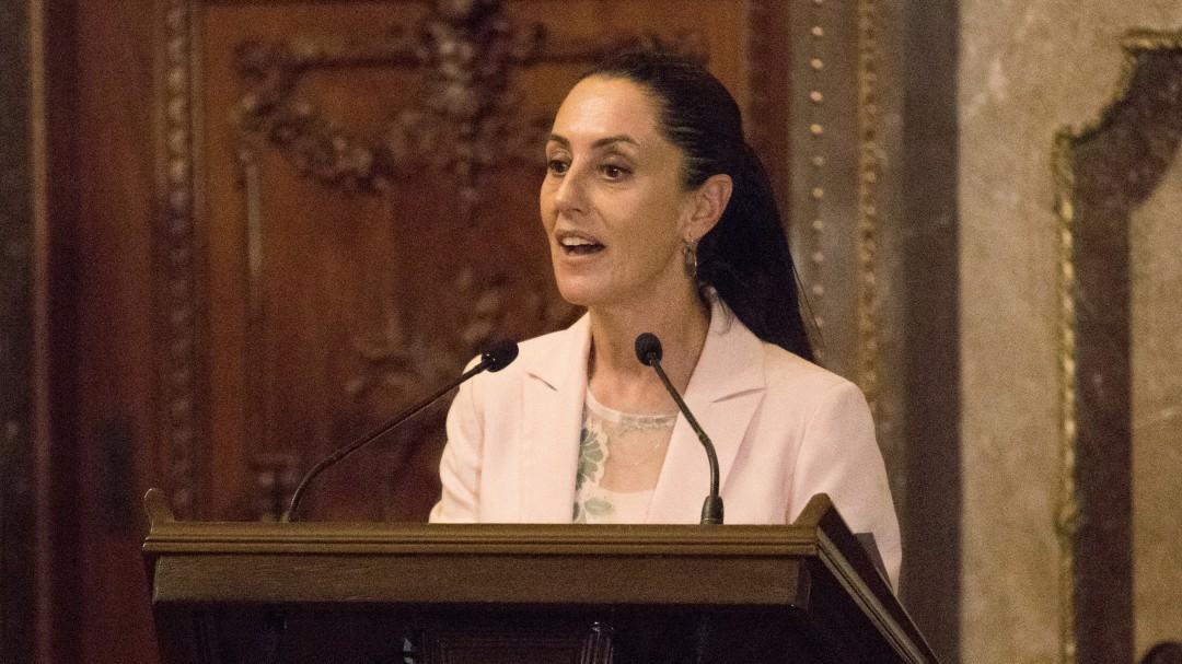 Claudia Sheinbaum decreta alerta de género en la CDMX