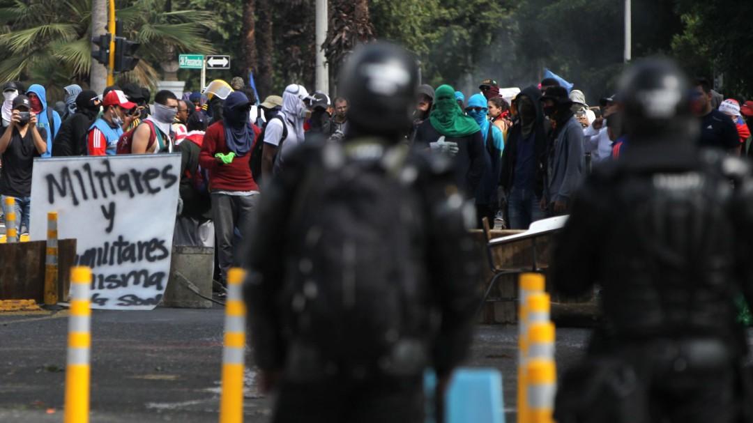 En Colombia, hay rechazo a las nuevas reformas gubernamentales