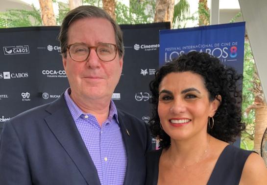 El festival internacional de cine de Los Cabos, se enfoca en el quehacer audiovisual focalizado en Canadá, Estados Unidos y México