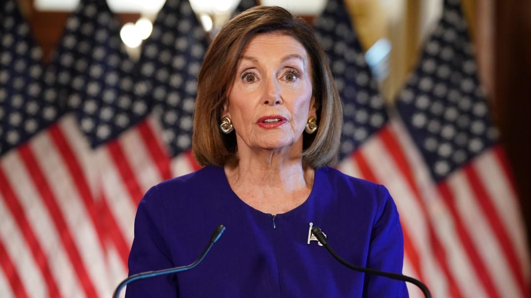 Nancy Pelosi pone en duda ratificación del T-MEC en EU para este año