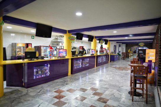 El nuevo complejo se encuentra ubicado en Plaza Manantiales