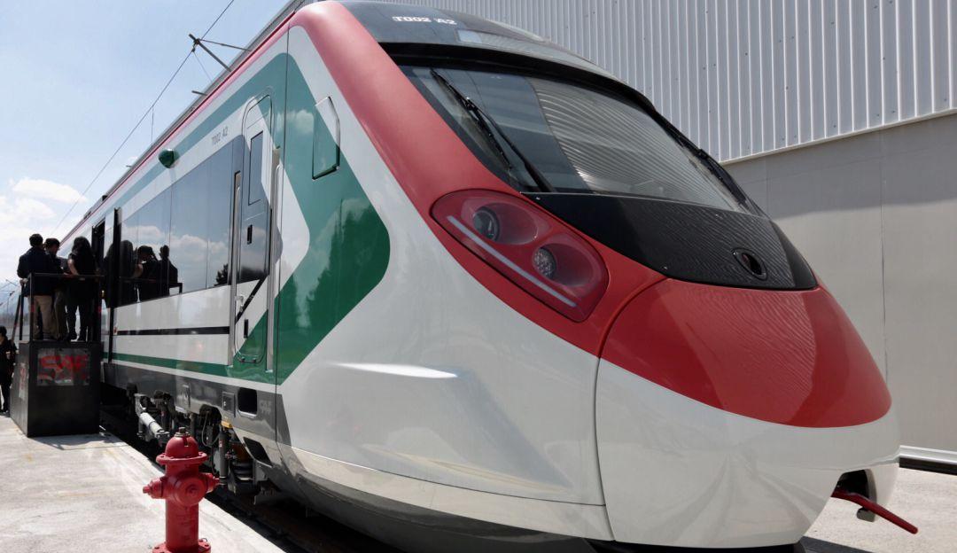 Lista la SCT para reactivar la obra del Tren Interurbano México-Toluca