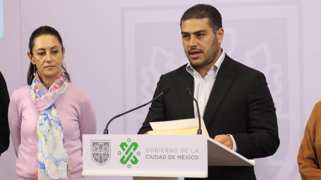 Confirma SSC que detenido en Tláhuac es el homicida de alcalde de Chalco