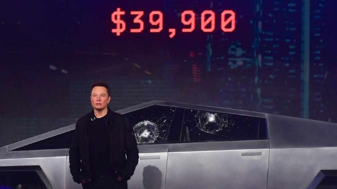 """SOPITAS: """"Cybertruck"""" la primera camioneta eléctrica de Tesla es un fracaso"""