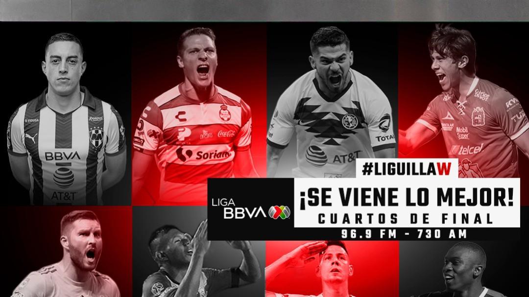 Así se jugará la Liguilla del futbol mexicano