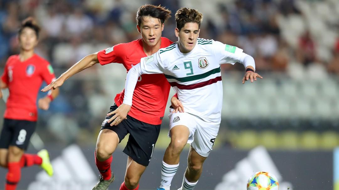 El gol de Santiago Muñoz fue el mejor del Mundial Sub-17