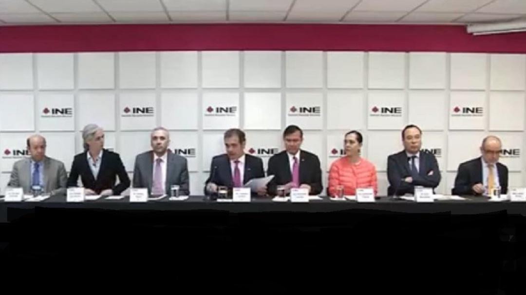 Rechaza INE financiarse con recorte a partidos