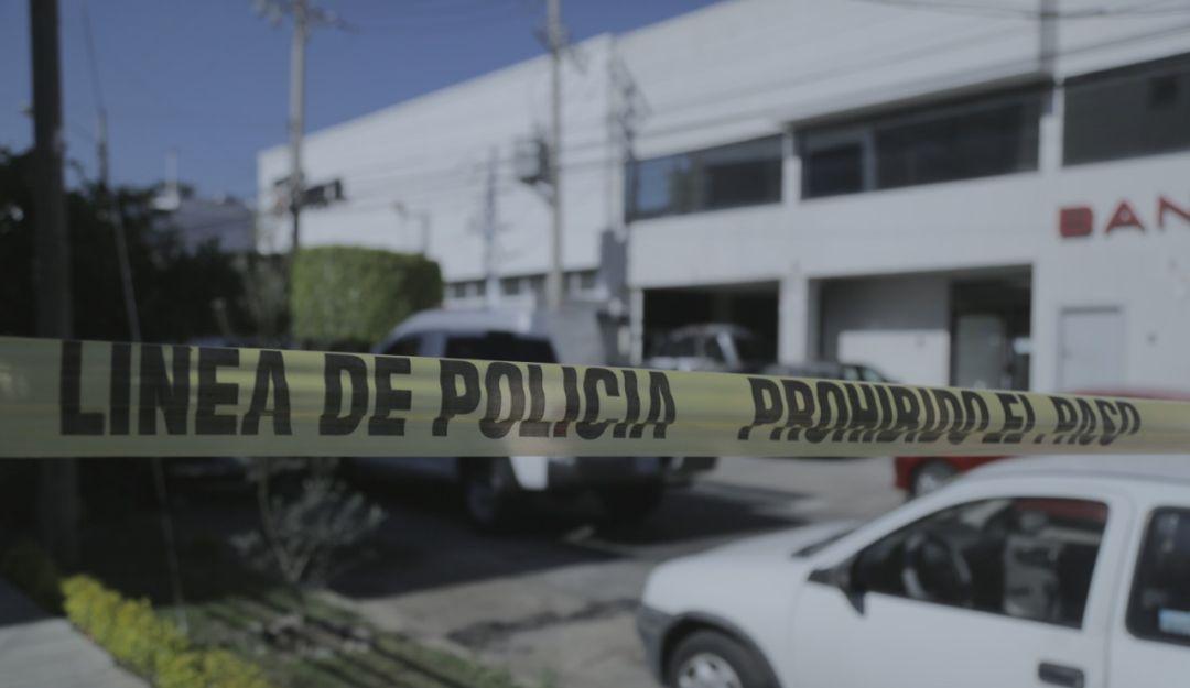 Perros encuentran un cadáver enterrado en Tonalá