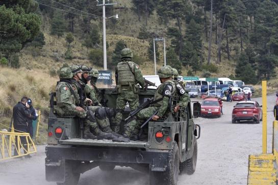 El rescate estuvo a cargo de la Coordinación Nacional Antisecuestro y la unidad contra este delito de la Fiscalía del Estado de México