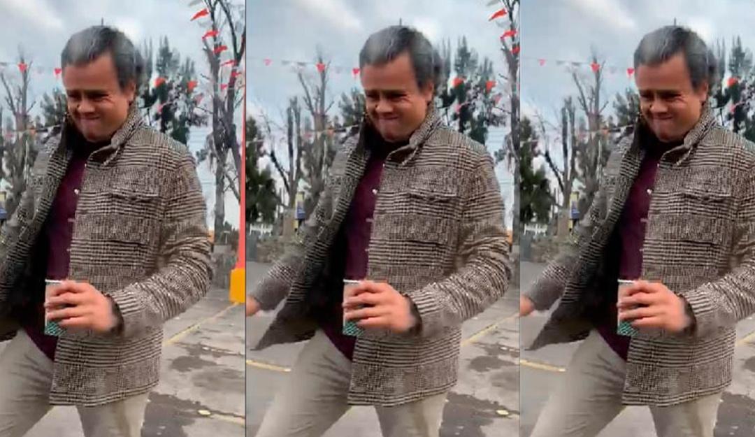 #LordCafé Un hombre arroja café a una automovilista por chocarlo