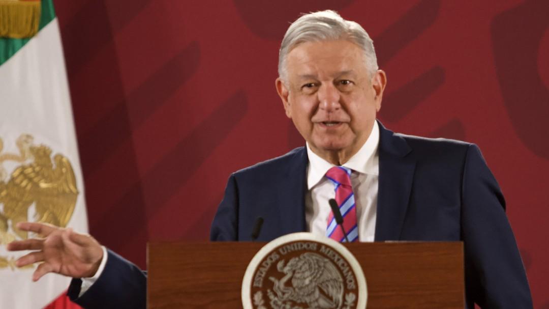 Cooperación sí, intervencionismo no, responde AMLO a Trump