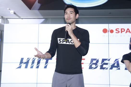 """Godfrey Gao murió cuando corría durante el programa """"Atrápame"""" a altas horas de la noche"""