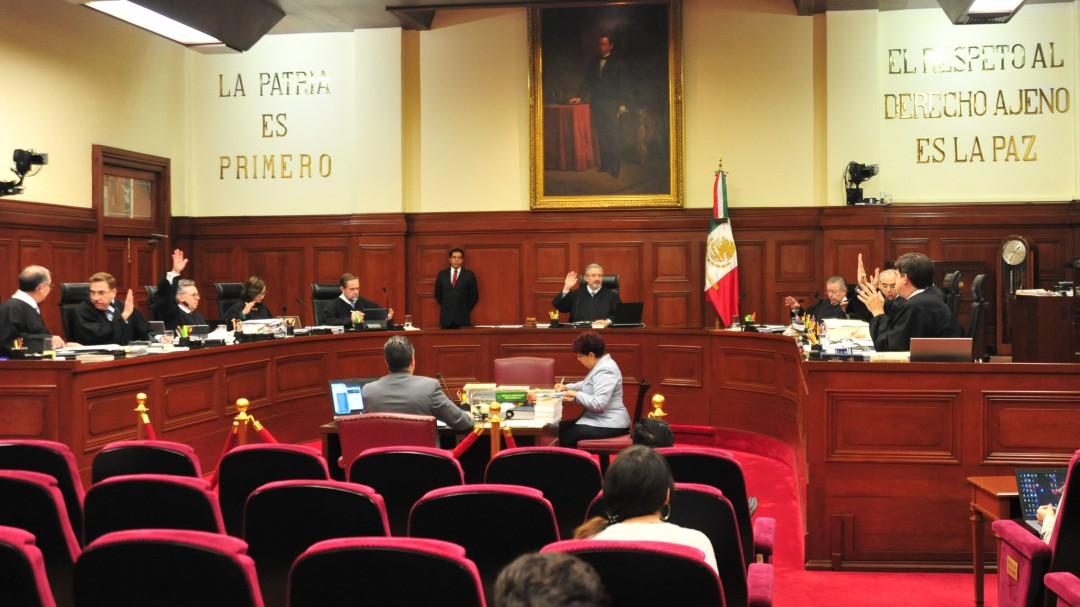 Alista Senado proceso para elegir a nueva ministra