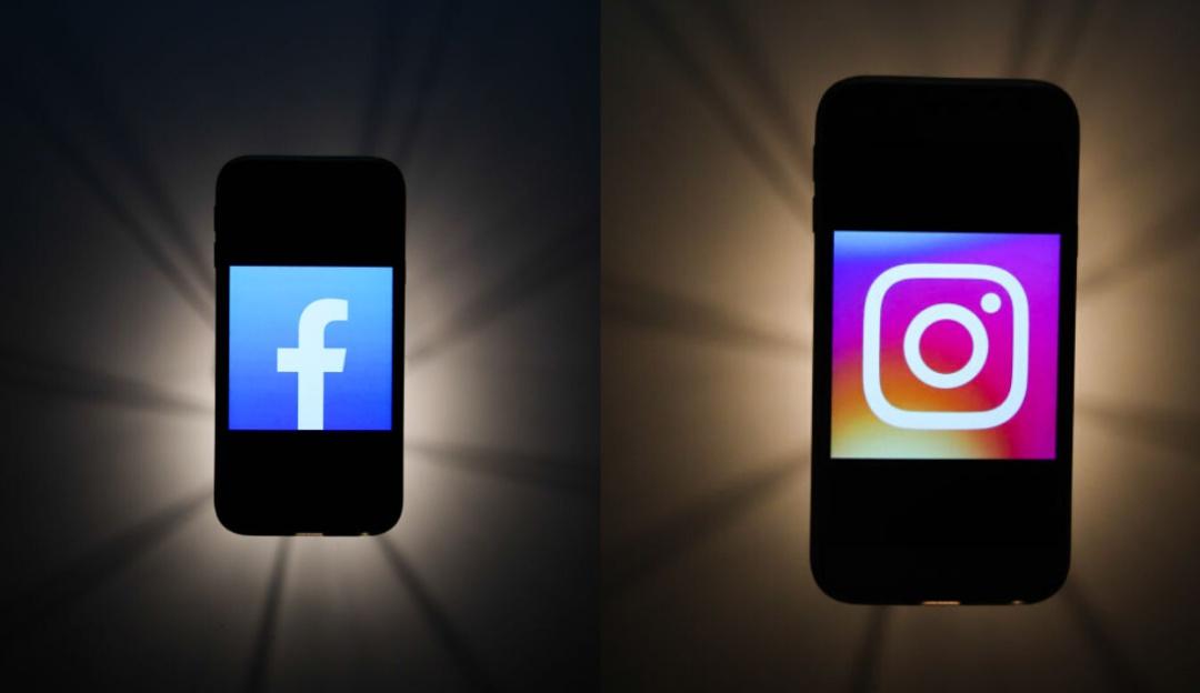 Nuevamente Facebook e Instagram se caen a nivel mundial