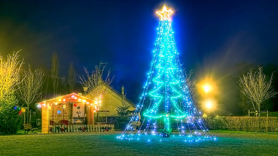 ¿Ya adornaste para Navidad?, cuidado con tu recibo de luz