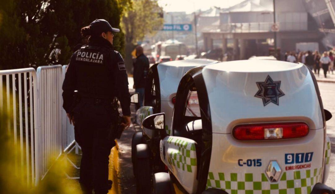 Guadalajara desplegará dispositivo de seguridad en la FIL
