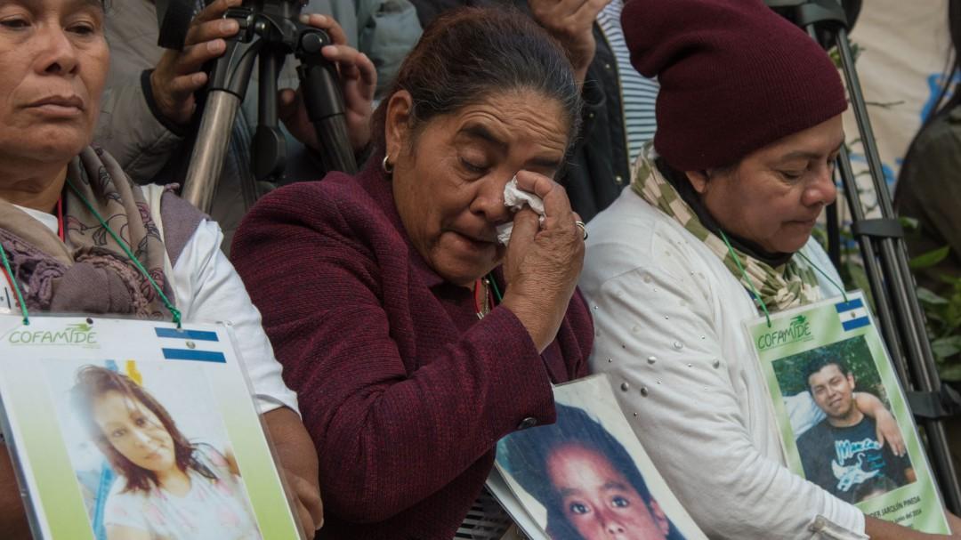 Caravana de madres migrantes llega a CDMX