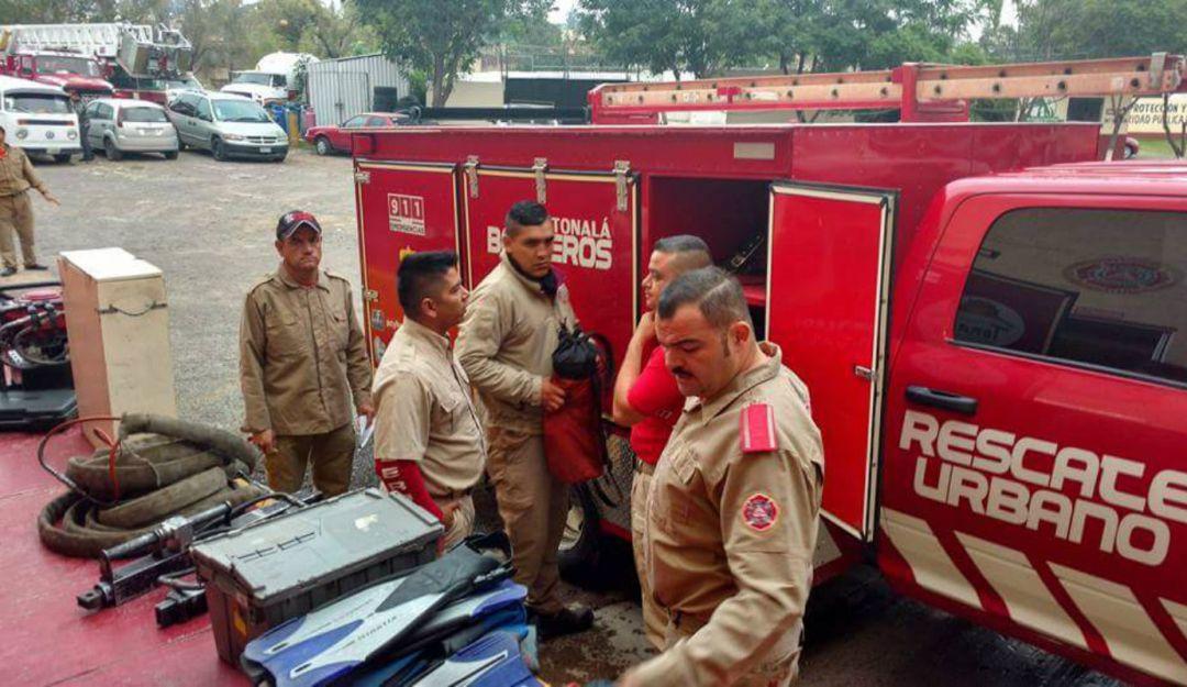 Buscan mayor presupuesto para bomberos de Tonalá