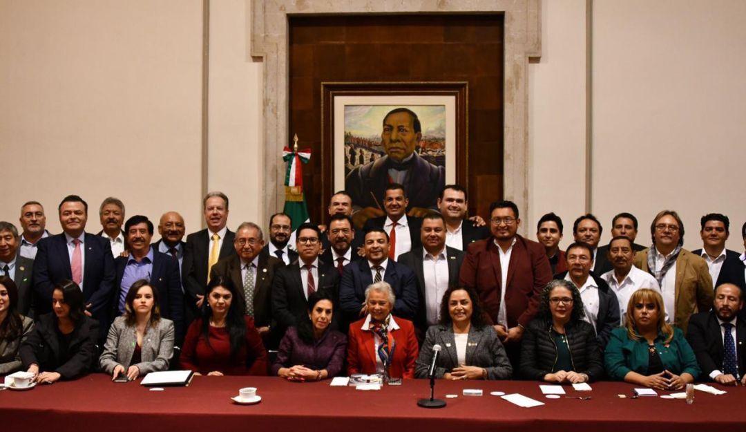 Se queja Sánchez Cordero de exigencia a AMLO por la inseguridad
