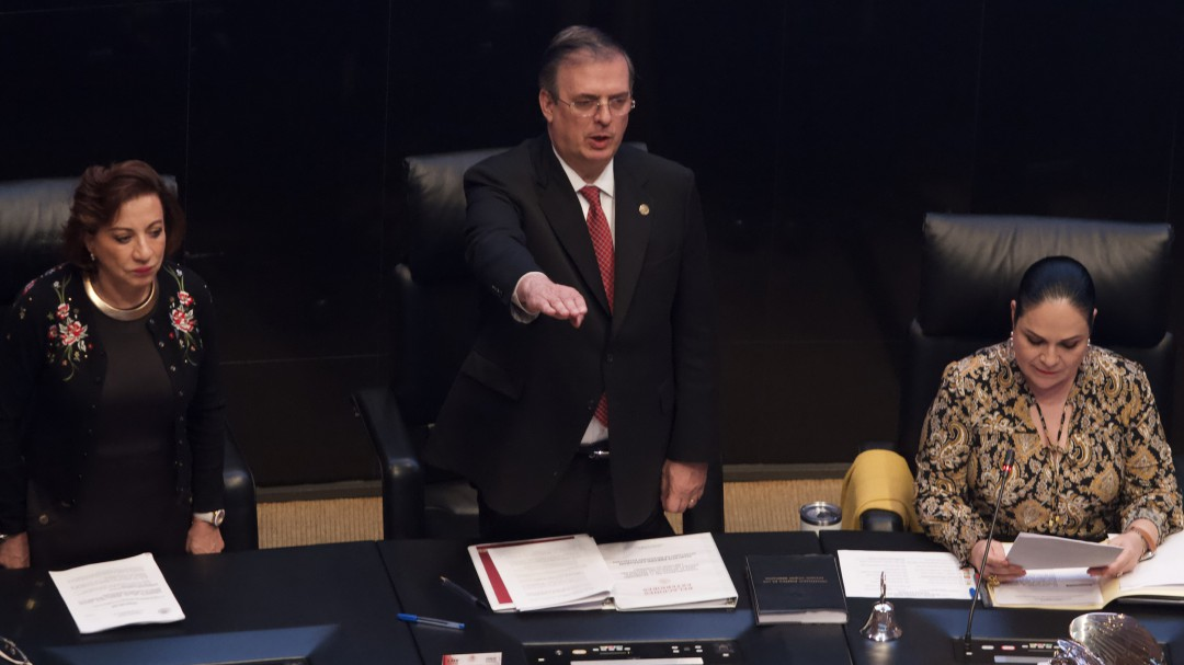 La prioridad en el gobierno será el tráfico de armas: Roberto Velasco