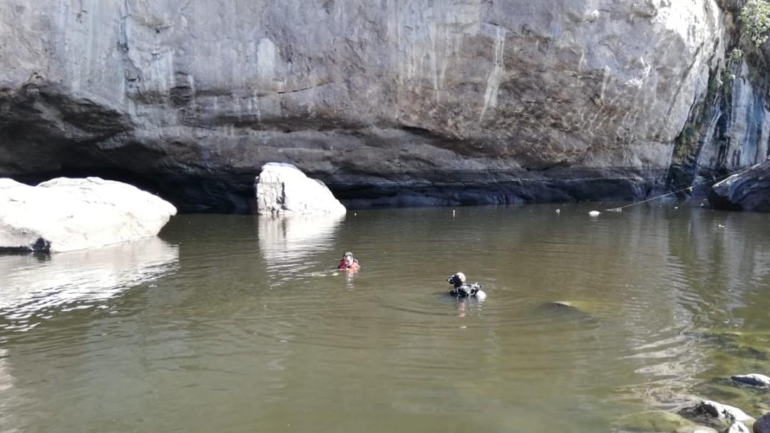 Fallece mujer tras ser arrastrada por el río Santiago